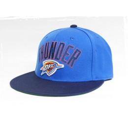 "Adidas NBA Snapback Cap ""Thunder"""