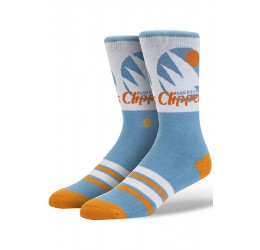 "Stance NBA Socks ""Clippers"""