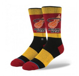 "Stance NBA Socks ""Heat"" 2"