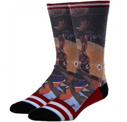 "Stance NBA Socks ""Mourning"""